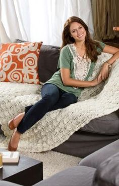 Tapioca Afghan! Easy...this is going to me my next afghan after  Alex's!