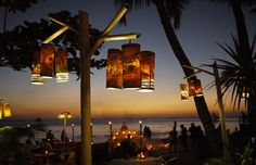 I like the lanterns.