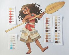 Moana by SAkURA-JOkER on DeviantArt
