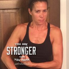 Slept in this morning and kind of wanted a lazy day. But my goals are bigger than just one day, so I pushed myself and got my workout in. This might be you everyday. But if you stick with it and start feeling and seeing results, it won't be so hard to get going and get it done! #youarestrongerthanyouthink #faithfulfitness