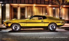1971 Boss 351 Mustang