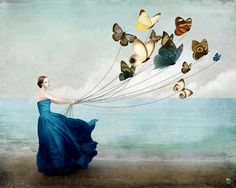 Christian Schloe - Austrian Surrealist Digital painter