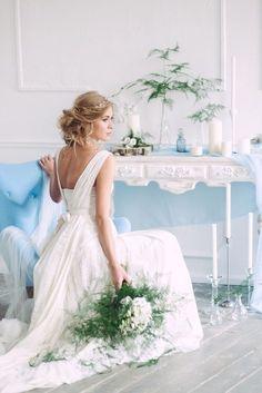 Bridal Portrait Poses, Bride Portrait, Wedding Bride, Dream Wedding, Wedding Summer, Wedding Wishes, Wedding Bouquet, Wedding Hair, Beautiful Bride