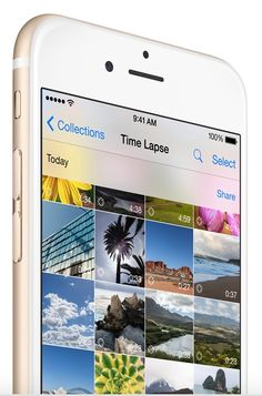iOS 8 How-to: Take a time-lapse video Time Lapse Photography, Types Of Photography, Iphone Watch, Iphone 4s, Press The Red Button, Shabbat Candles, Ios 8, Beach Art, Take That