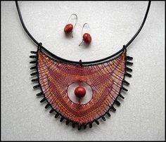 Jak vzniká paličkovaný šperk - RED KORAL / Anibe / SAShE.sk