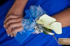 Prom flowers in action.  Flowers of Charlotte loves this!  Visit us at flowersofcharlotte.com
