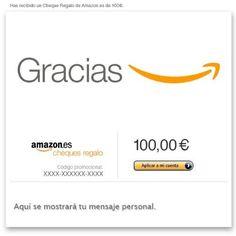 Cheque Regalo de Amazon.es por e-mail de Cheques Regalo Amazon.es, http://www.amazon.es/dp/B00ADLGFVY/?tag=advert09-21