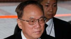 Image copyright                  Reuters                                                                          Image caption                                      Mr Tsang was chief executive of Hong Kong from 2005 to 2012                                The former leader of Hong Kong, Donald Tsang, has gone on trial for corruption. Mr Tsang pleaded not guilty