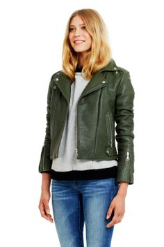 Rebecca Minkoff Wolf Jacket   Rebecca Minkoff Online Store