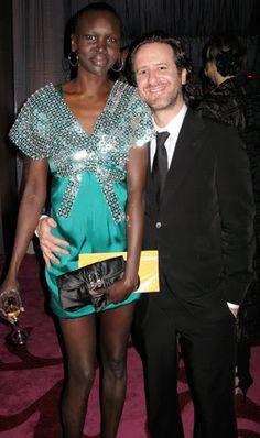 Alek and husband