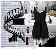 """""""Ladder of life"""" by mari335 ❤ liked on Polyvore"""