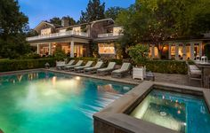 Rustic Lane Estate | Pacific Palisades