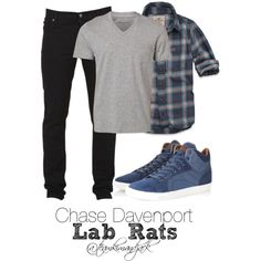 Chase Davenport - Polyvore Had to pin it somewhere