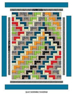 Color Maze | AllPeopleQuilt.com
