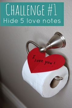 I love this!! Leave love notes in random spots throughout the house. Such a simple way to be kinder to our family.