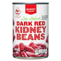 dark red kidney beans how to cook
