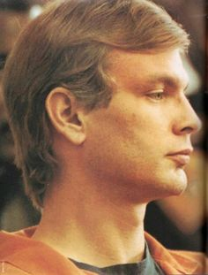 """thedahmerfanclub: """" ''Being notorious was an added difficulty for somebody as private as Dahmer. He had to get used to hearing his name whispered and people staring when they passed him. The Great Train Robbery, Famous Serial Killers, Jeffrey Dahmer, Ted Bundy, Die Young, How To Get Away, Scary Stories, Psychopath, True Crime"""