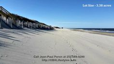 Oceanfront Lot for Sale on the Outer Banks NC w/ Sound View   1477 Ocean Pearl Rd   #OuterBanksNCLotsForSale #BestRealEstateAgentsOnTheOuterBanksNC #JeanPaulPeron