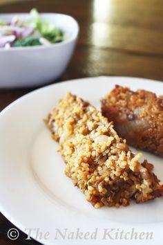Throwback Thursday: Quinoa Loaf