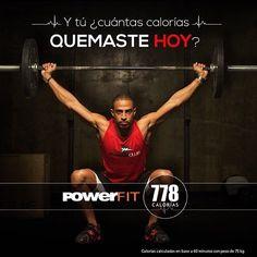 Domingo #Fitness @powerclubpanama Y Tu ? Cuantas Calorias Quemaste Hoy ? #Domingo #Training