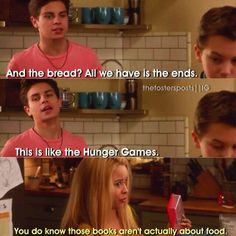 Lol love this show!! Does anybody here watch it? U should :)