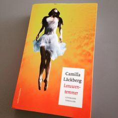 #boekperweek 53/53. Leeuwentemmer van Camilla Läckberg.