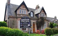 Bed And Breakfast in Inverness - Royston Guest Offers B Accommodation A Few Minutes Walk To Inverness City Centre