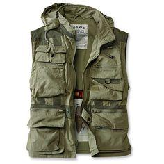 Orvis (Men's Travel Vest)