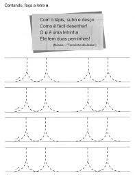 Resultado de imagem para exercício de caligrafia