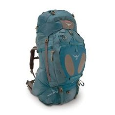 Osprey Women's Xenon 85 Backpack.  $397.00 - $399.00            Large volume packs ususally are not designed with women's fit and comfort in mind.  Not so the Xenon 85.  Our innovative ReCurve Suspension, AirScape backpanel and BioForm A/X components combine to provide an unequaled carry in three women's torso and five harness and hipbelt sizes.