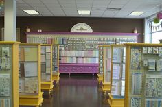 National Scrapbook Day 2012 - Stacy Julian Event at the Doodlebug Offices