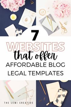 Do you have the right legal pages on your blog? Click the link to find 7 popular websites that offer affordable legal templates drafted by seasoned lawyers! #blogtips #blogtools How To Start A Blog, How To Find Out, Legal Forms, Digital Marketing Strategy, Free Blog, Lawyers, Blog Tips, Affiliate Marketing, Blogging