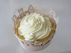 i #cupcake del battesimo della mia cucciola...
