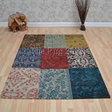 Image Result For Patchwork Antique Rugs