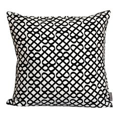 Eternity Knot Cushion from Mimou. #design #cushion