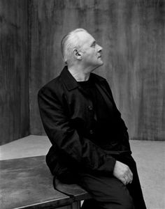 Anthony Hopkins by Lorenzo Agius
