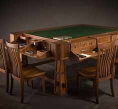 The Sultan Gaming Table ($12,950)