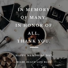Happy Memorial Day – Miami Beach Life Blog