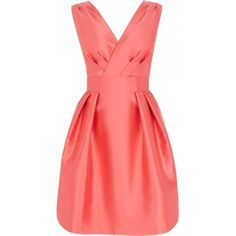 Coast Coral Dress, £135 - What To Wear To A Wedding: The InStyle Edit | InStyle UK