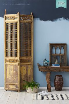 For the love of Indonesian Bali Style {Inspiration only} Asian Interior Design, Interior Design Minimalist, Asian Design, Home Interior, Interior Styling, Interior And Exterior, Indonesian Decor, Balinese Decor, Plywood Furniture