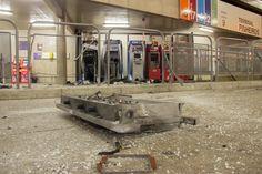 #Polícia: Bandidos explodem caixas eletrônicos em terminal de ônibus na zona oeste de SP