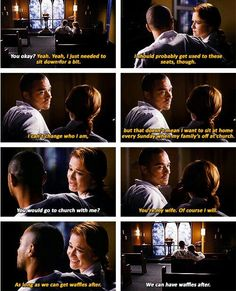 Grey's anatomy #Japril .. she's his wife... the sound of it makes me smile!!!
