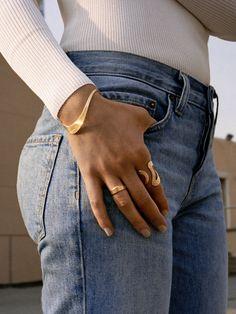 Gold bling | Jewelery | The Lifestyle Edit bijoux fantaisie tendance et idées cadeau femme à prix mini