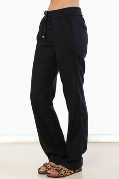 Lounge In Style Pants in Navy