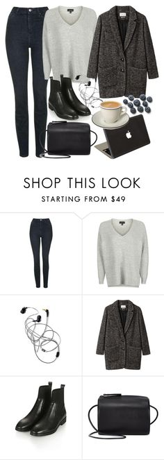 """""""Untitled #5923"""" by rachellouisewilliamson ❤ liked on Polyvore featuring Topshop, Étoile Isabel Marant, Building Block and Valentine Goods"""