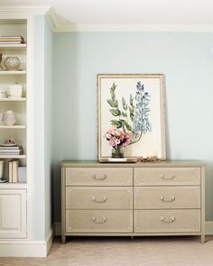 Bernhardt Ophelia Entertainment Dresser