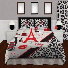 Cheetah print bedding on pinterest leopard print bedding bed sets and cheetah bedding - Teen cheetah bedding ...