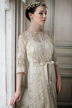 Heavenly Vintage Wedding Dresses