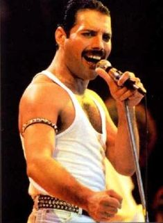 Freddie Mercury Born 5/09/1946 · Died 24/11/1991 - Great talent awesome voice