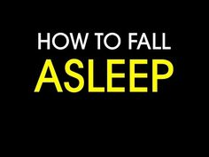 I have not yet tested this sleep trick but gonna do it tonight. When sheep counting loses its effectiveness we can always try this new one. The fact of not watching TV or using any smartphone itself just raises your chances of falling asleep. What are your methods or tricks to get by?  http://TheDailyLaugh.net The Digital Newspaper for all your laughing needs.